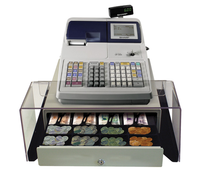 Cash Guards From Discount Cash Registers