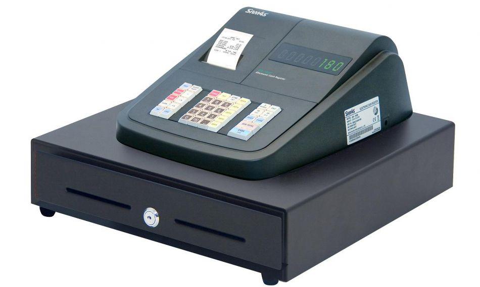 Sam4s Er 180ul Cash Register From Discount Cash Registers