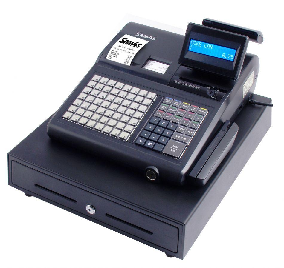 Sam4s Er 945 Cash Register Till From Discount Cash